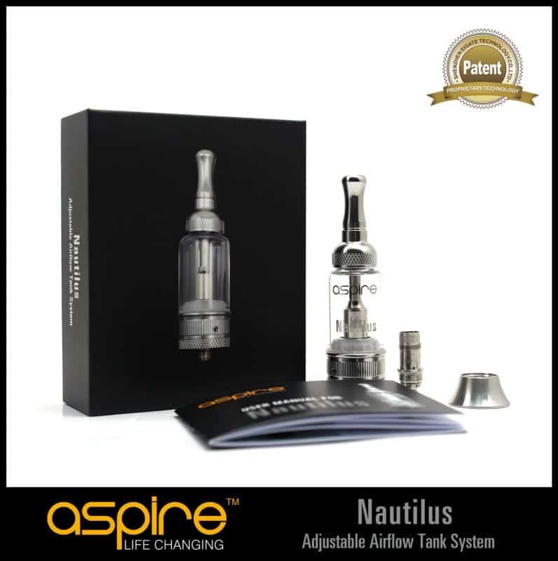 Aspire Nautilus BDC Tank