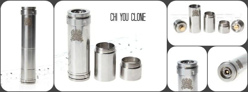 Chi You Clone e-cig mod