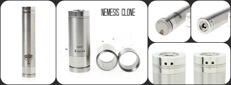 Nemesis Clone E-Cig Mod