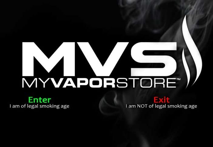 My Vapor Store Coupon Code