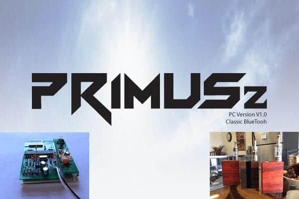 PrimusZ E-Cigarette Mod Logo
