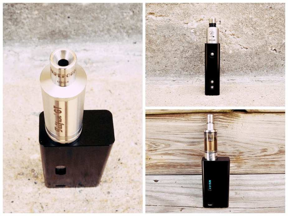 Hana Mod Clone with atomizer