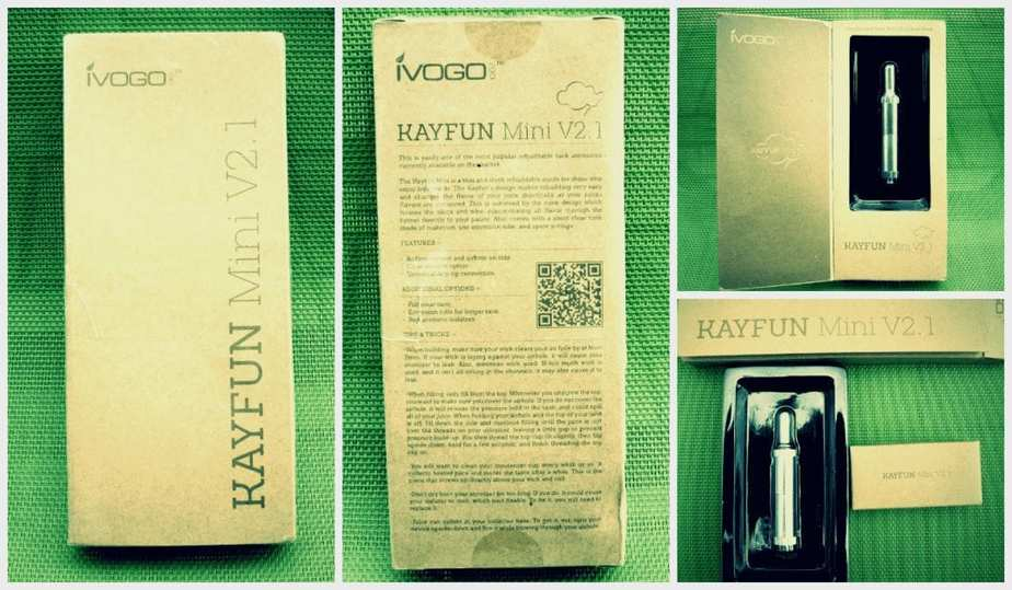 Kayfun Mini box