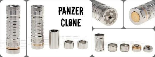 2nd best mod 26650 Panzer clone