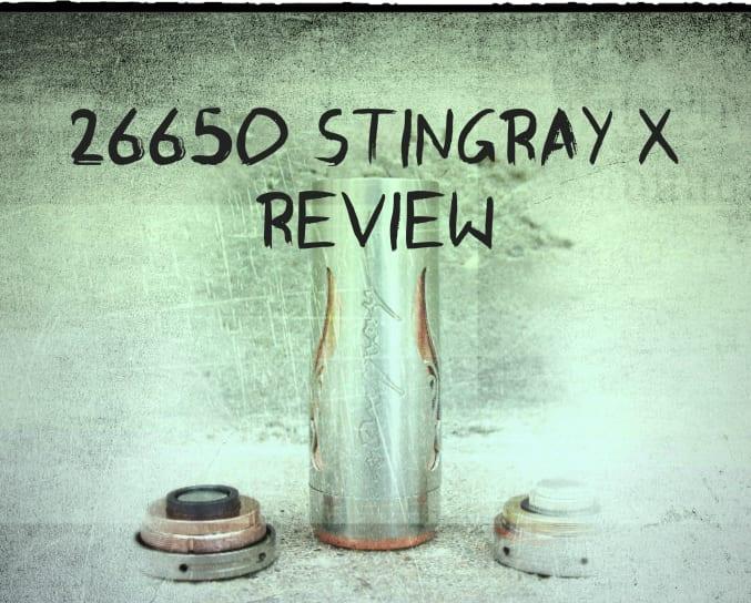 26650 Stingray X Review thumbnail