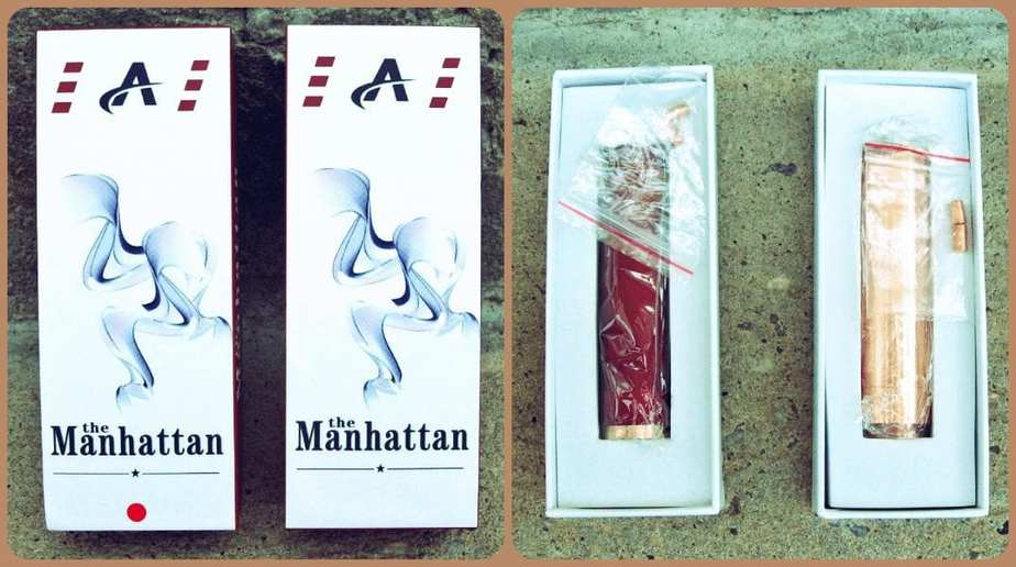 Manhattan Mod in Box