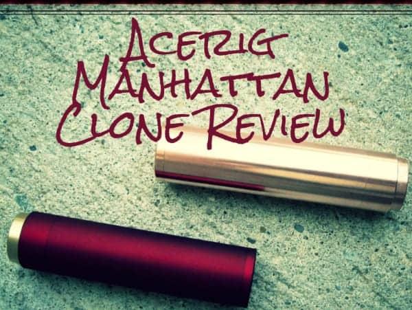 Manhattan Mod Review Featured