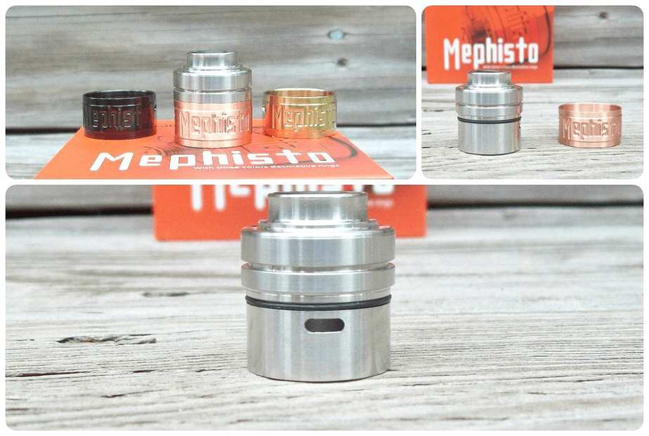 Mephisto airflow control rings