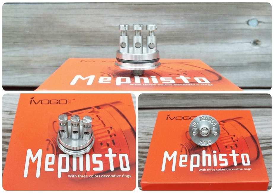 ivogo Mephisto deck