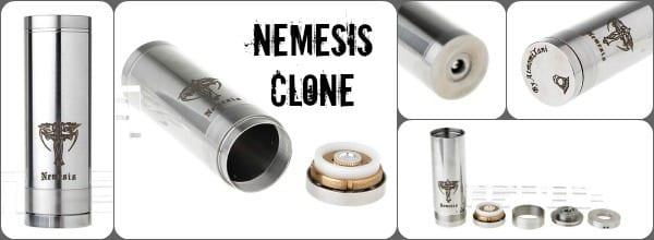 3rd best mod Nemesis Clone
