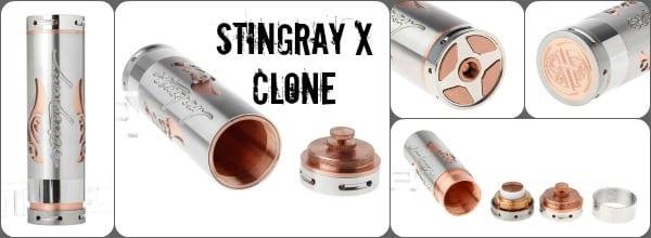 bonus Mod Stingray x 26650