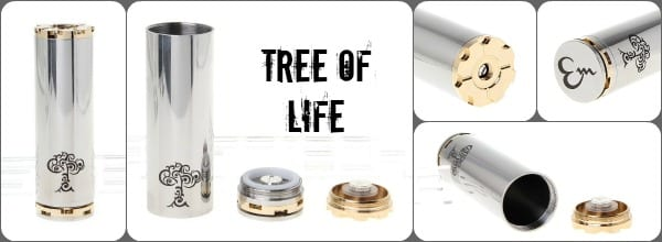 4th best mod 26650 tree of life