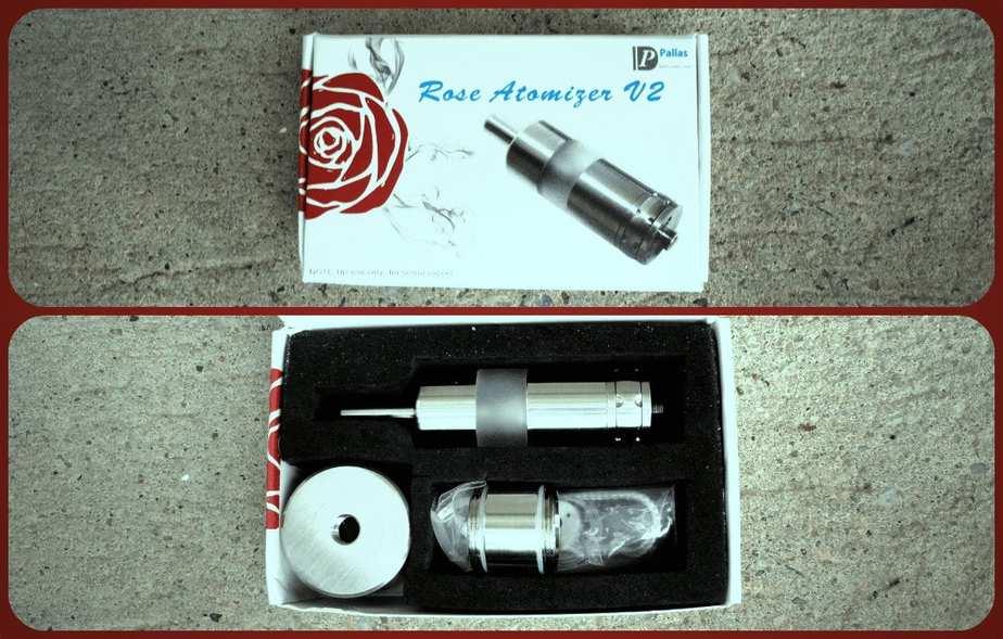 Rose V2 RBA in Box