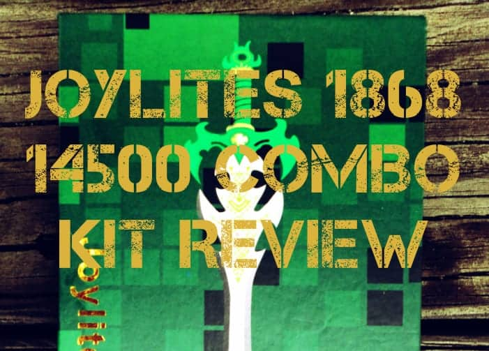Joylites 1868 Review