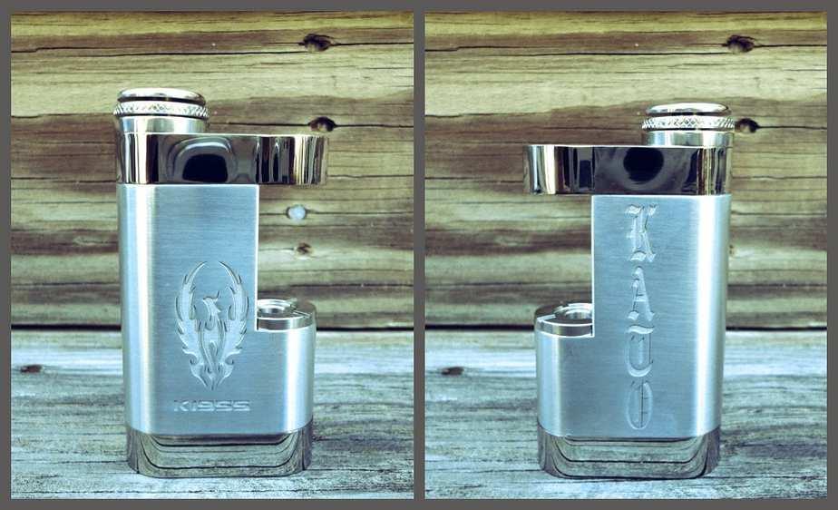 Kato Box Mod Clone engravings