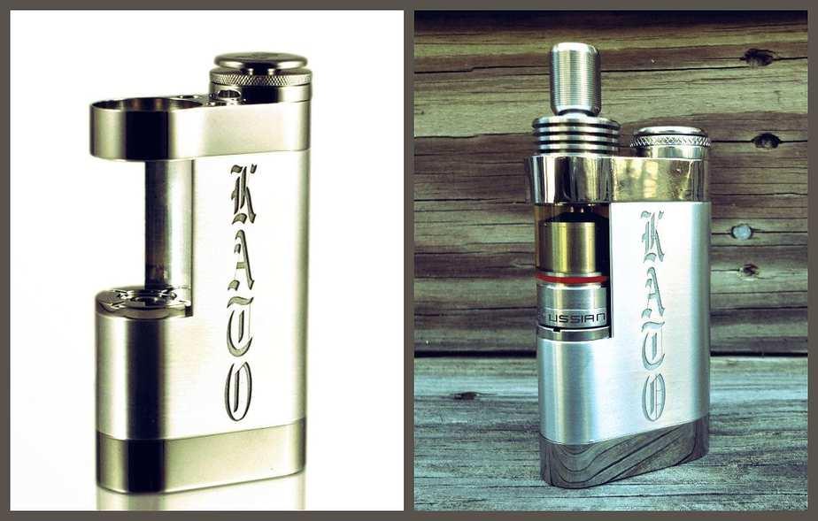 Kato Box Mod comparison