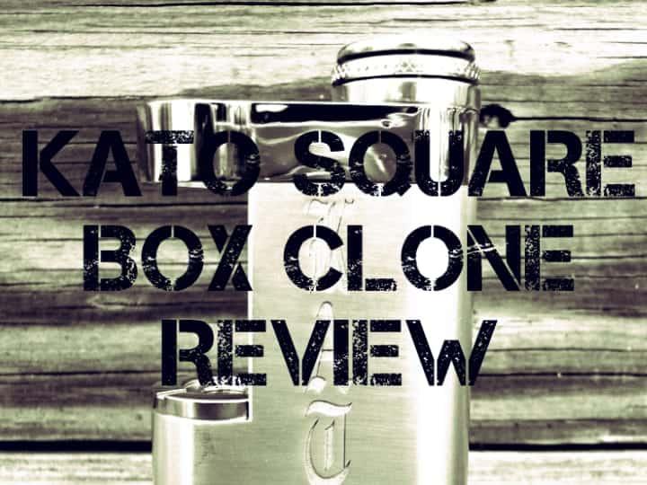 Kato Box Mod Review