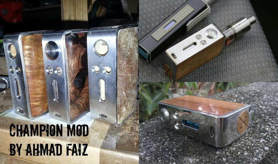 Champion Mod by Ahmad Faiz