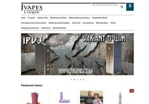 Jvapes online store