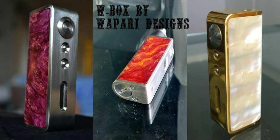 Wapari Designs collage