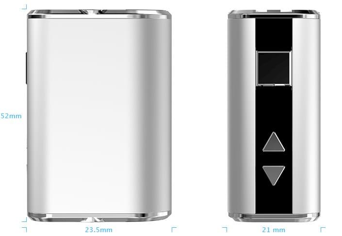 Eleaf Mini iStick: Variable Voltage E Cigarette Mod (10w)
