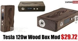 Wood Box mod