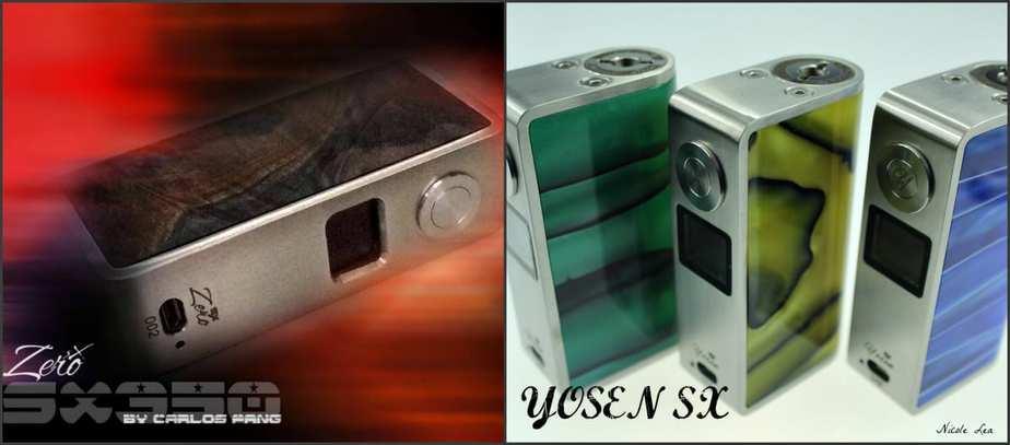 SX Zero vs Yosen SX