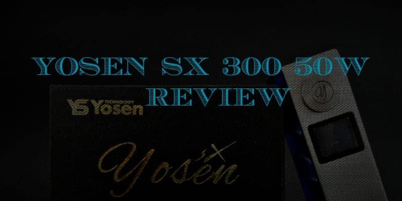 Yosen SX 50w Review