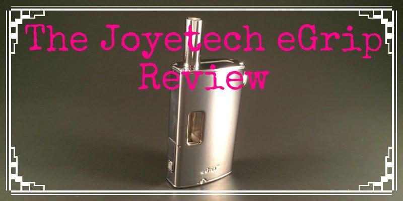 Joyetech egrip review