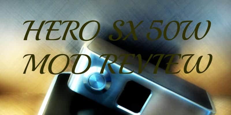 Hero SX 50W Mod