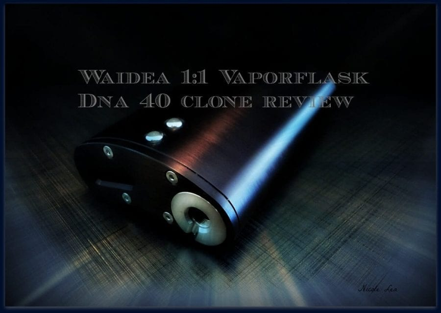 Waidea Flask header photo