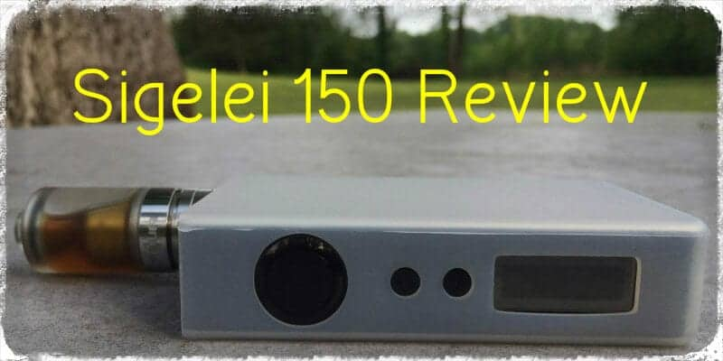 Sigelei 150w Review