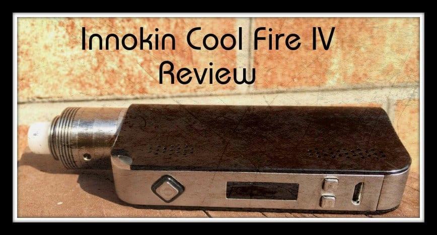 Innokin Cool Fire 4 Review