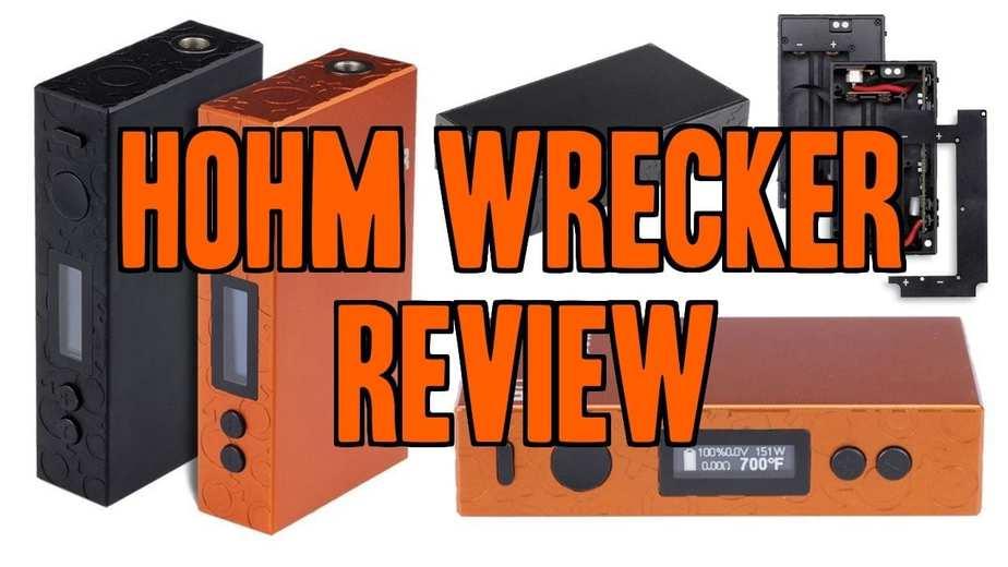 Hohm Wrecker Review