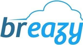 breazy coupon code logo