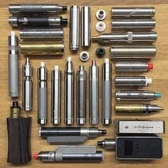 Different Types of Vaping Devices
