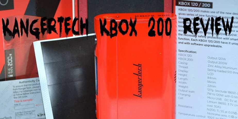 KBOX 200 Review