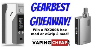 Gearbest Giveaway