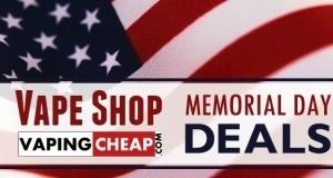 Memorial Day Vape Deals