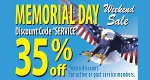 WeVapor Memorial Day Sale
