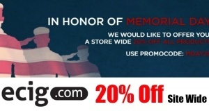 ecig Memorial Day Sale