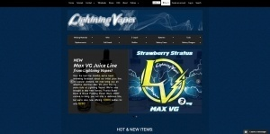 Lightning Vapes Online Store