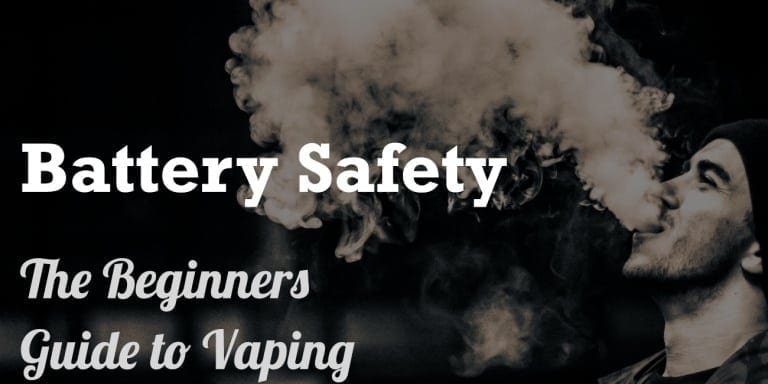 Vaping battery safety