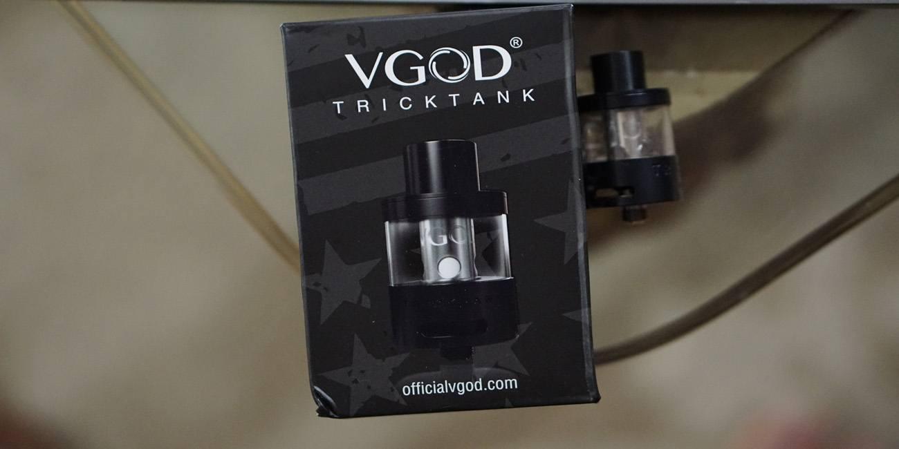 VGOD TrickTank Review