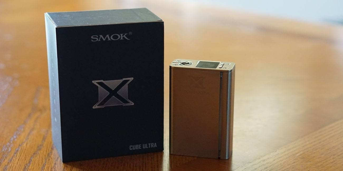 Smok X Cube Ultra Review