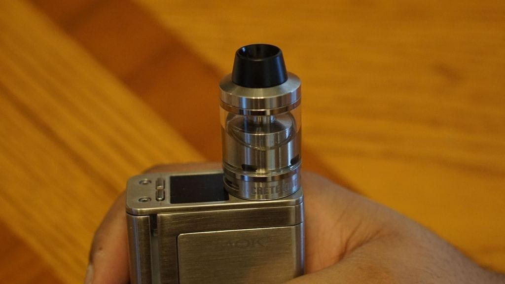 Smok Minos 25mm Sub Tank Review