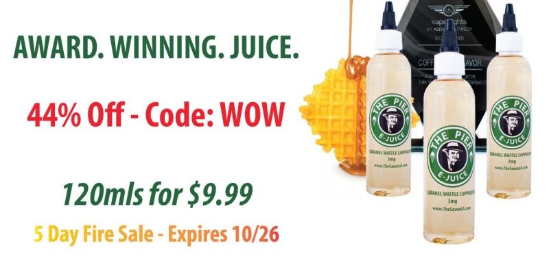 E-Juice Sale