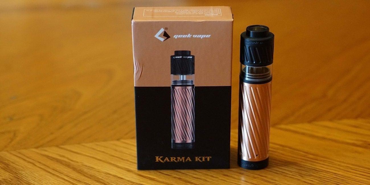 Geekvape Karma Kit Review