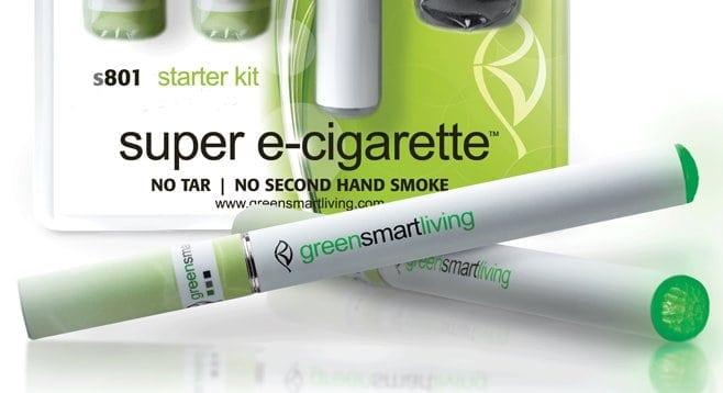 Green Smart Living E-Cig Review