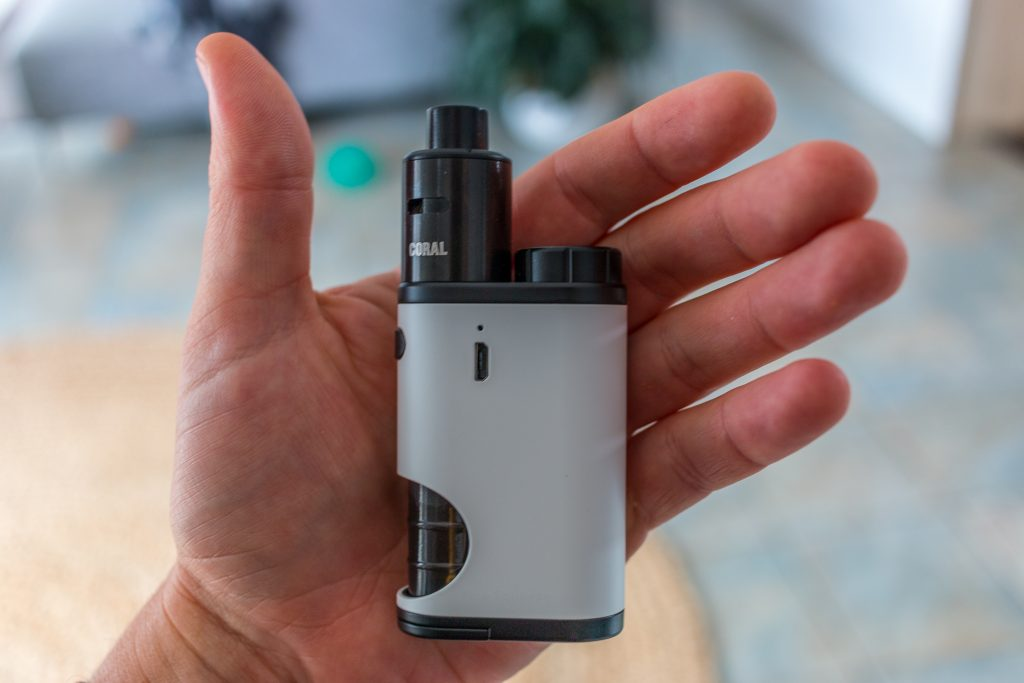 Eleaf Pico Squeeze Kit Review